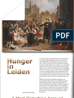 Hunger in Leiden