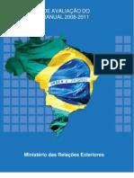 Relatorio de Avaliacao Do Plano Plurianual 2008-2011 - Ano Base 2010