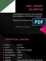 Presentasi Eklampsia