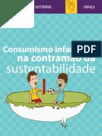 Cartilha_Consumismo Infantil na Contramão da Sustentabilidade
