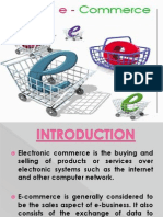 e Commerce Final
