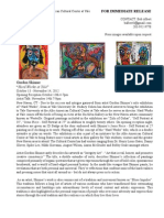 Gordon Skinner - Hard Works at Yale - Solo Art Exhibition Press Release