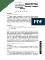 Rednotes Legal Ethics