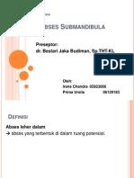 Case Abses BKT