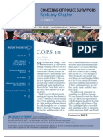 KY C.O.P.S. Newsletter_2012 4th Quarter