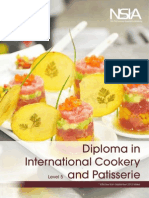 Dip in Intl Cookery Patisserie
