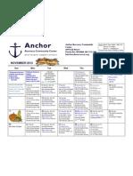 Anchor Nov 2012