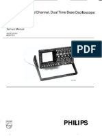 Philips Pm3295 Service Manual