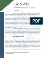 Arbitraje y Recurso de Queja