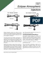 Eclipse High Pressure Injector (650 Bulletin 9-9-11)