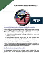 Panduan Belajar Keselamatan Ict Internet Security
