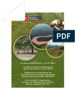 Normas Ambientales Sustantivas Lga-snga-seia
