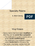 Special Resins