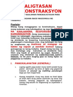 Const. Safety Manual-tagalog