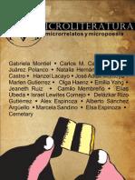 Memoria Microliteratura El Panal Nov 2012