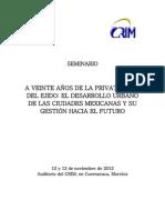 Programa Seminario Ejido CRIM UNAM-f