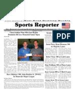 November 7 - 13, 2012 Sports Reporter