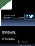 Aborto y Religiosidad