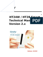 Onity HT28 Technical Manual Release
