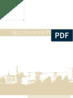 Negotiations Primer