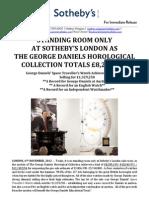 George Daniels Watchmaking Book Pdf