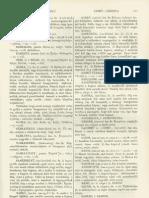 Czuczor Gergely - Fogarasi János - A magyar nyelv szótára V. kötet, 4. rész