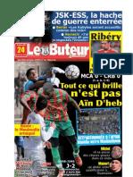 LE BUTEUR PDF du 24/01/2009