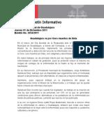 01-12-2011 Guadalajara Va Por Cero Muertos de Sida