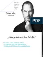 La Vida de Steve Paul Jobs Por Ms