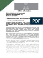 29-12-2011 Guadalajara ofrece más alternativas para el pago del Predial