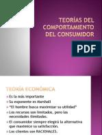 TEORÍAS DEL COMPORTAMIENTO DEL CONSUMIDOR