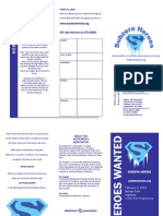 Subzero Brochure