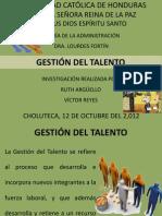 Gestion Del Talento Humano (1)