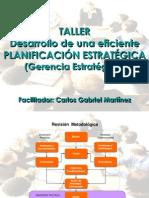 Planificación Estratégica Mejorado