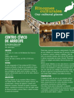 Centro Cívico de Arrecife - Rincón Cultural Noviembre 2012