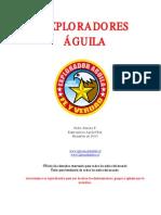 Exploradores Guila 1 Mavet