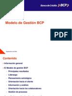 Presentacion BCP 2004
