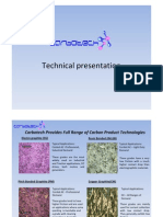 CARBOTECH - Technical Presentation