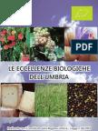 LE ECCELENZE BIOLOGICHE DELL'UMBRIA