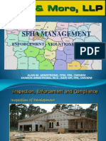 SFHA Enforcement