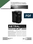Manual Bomba de Calor Astralpool Heat