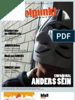 Mittelpunkt SPECIAL 'Anders sein' 2013.01 | Schülermagazin