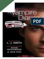 The Stefans Diaries Bloodlust