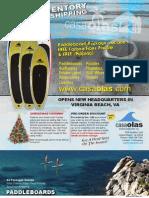 Casa Olas Paddleboard Brochure