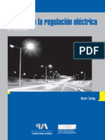 Historia de La Regulacion Electrica