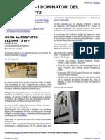 Guida al Computer - Lezione 73 - La Navigazione Internet