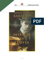 Barrero Joaquin M - Detras de La Lluvia
