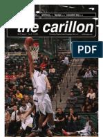The Carillon – Vol. 55, Issue 11