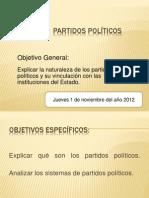 Clase Magistral No. 14 - Partidos Políticos