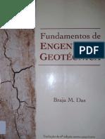 Fundamentos de Engenharia Geotécnica  - Braja M. Das - 6ªEdi.